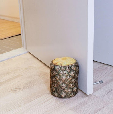 Pineapple Door Stop
