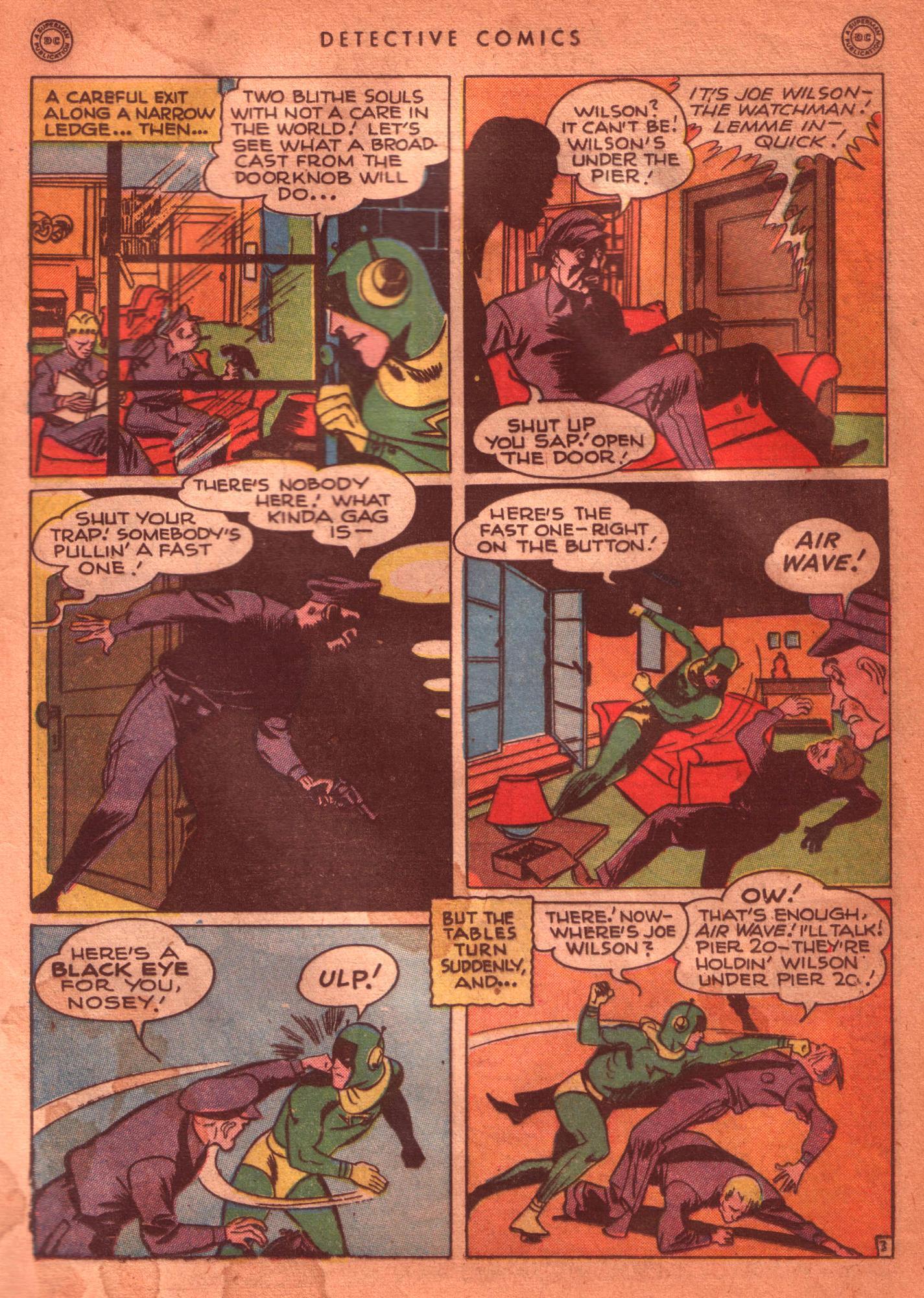 Read online Detective Comics (1937) comic -  Issue #125 - 19