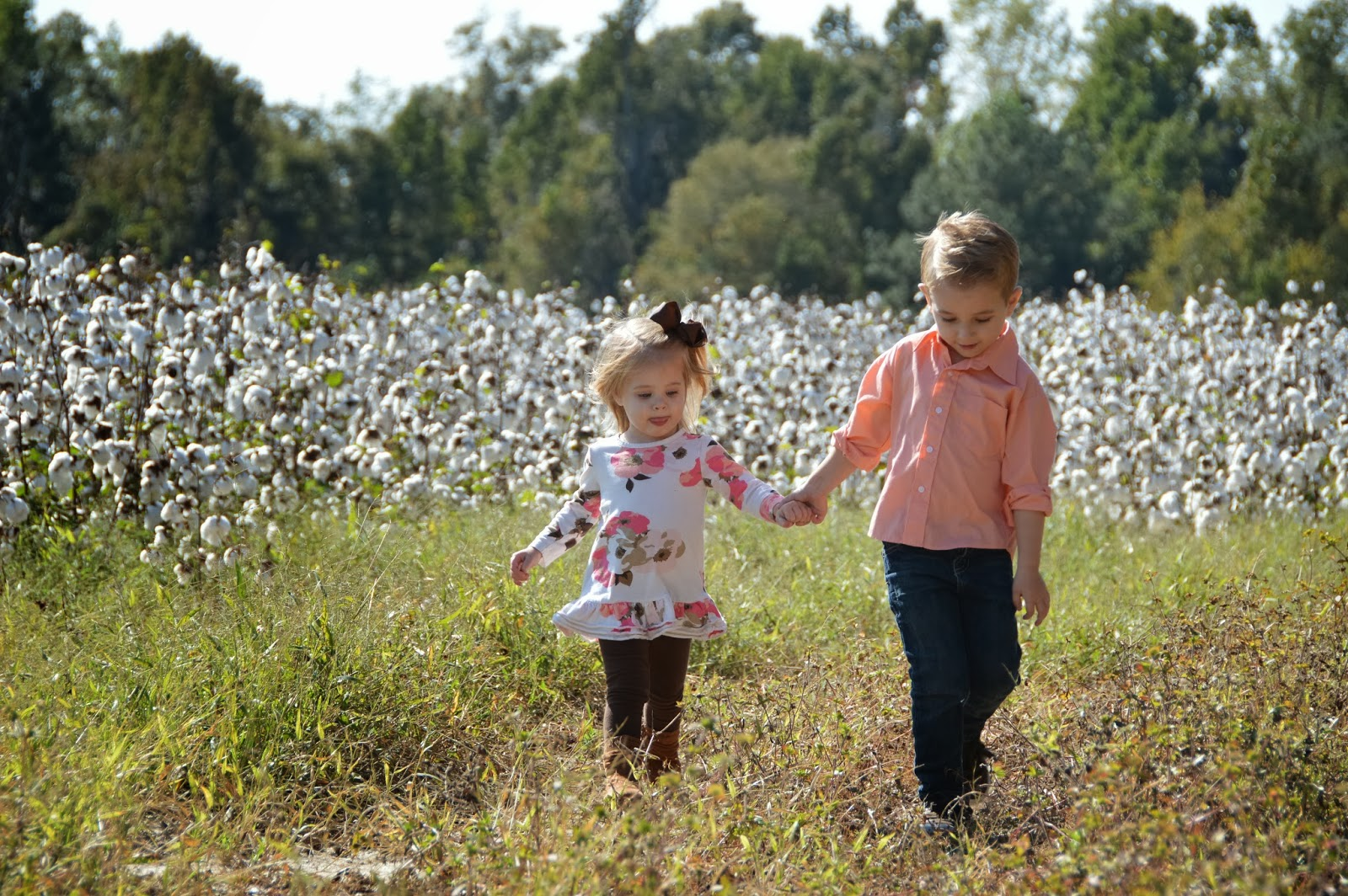 Kids and Cotton