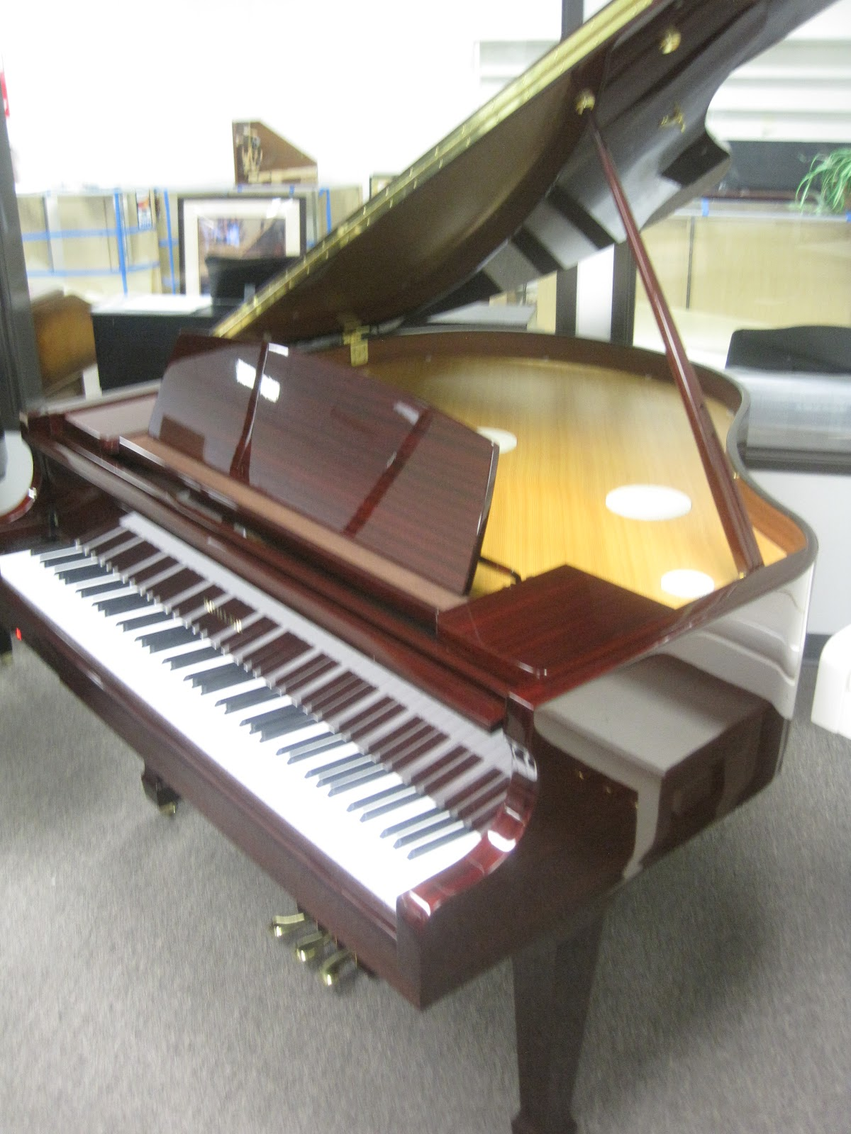 Az piano reviews review kohler kd7 digital baby grand for Price of a yamaha baby grand piano