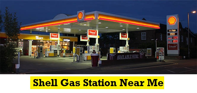 Shell Gas Station Near Me