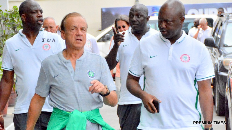 Russia 2018: Rohr reveals Super Eagles' weakness