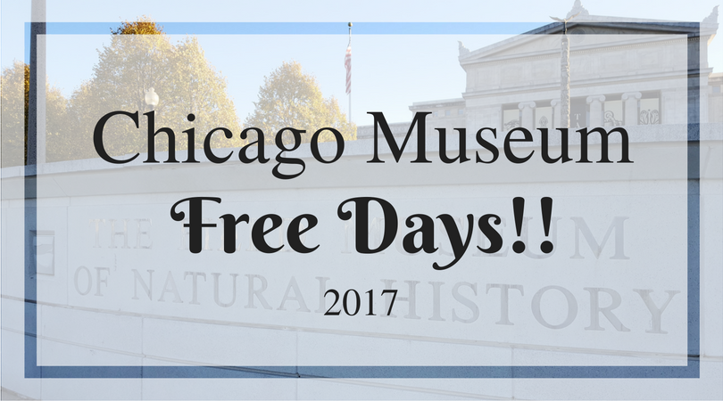 Musings of a Museum Fanatic Chicago Museum Free Days 2017 : Museum2BFree2BDays2B2017 from www.musingsofamuseumfanatic.com size 810 x 450 png 474kB