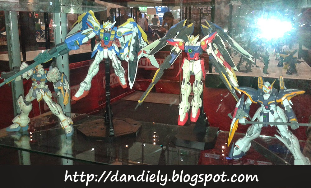 Wing gundam Gunpla - Gundam Model Kit Contest 2014 Philippines