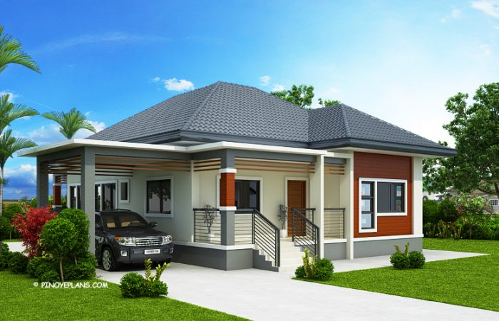 5 - Download Modern Small House Design In The Philippines  Images