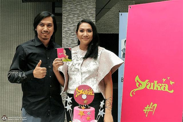 BCL, Anuar Zain & Yuka Kharisma Live In Concert, Pelancaran Album #1