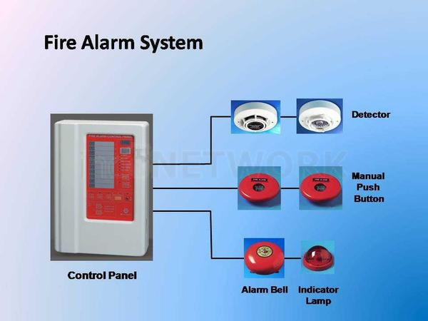 Fire Alarm System Wiring Diagram Addressable Fire Alarm System