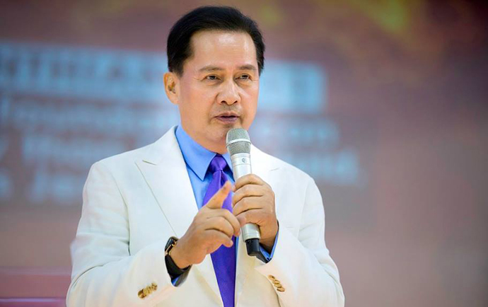 apollo quiboloy, cult leader, son of God