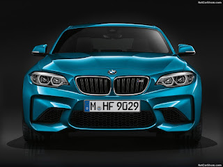 Bmw M2 2017 Changes