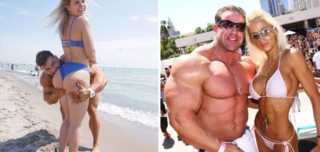 Dating a bodybuilder