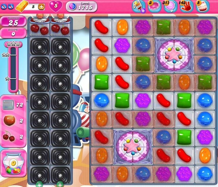 Candy Crush Saga 1715
