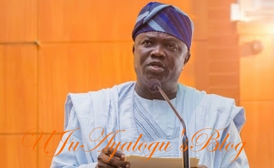 2019: Truly, We Have Been Instructed To Work Against Ambode - Lagos LG Boss Opens Up  Akinwumi Ambode