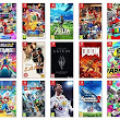 Games for Nintendo Switch Console