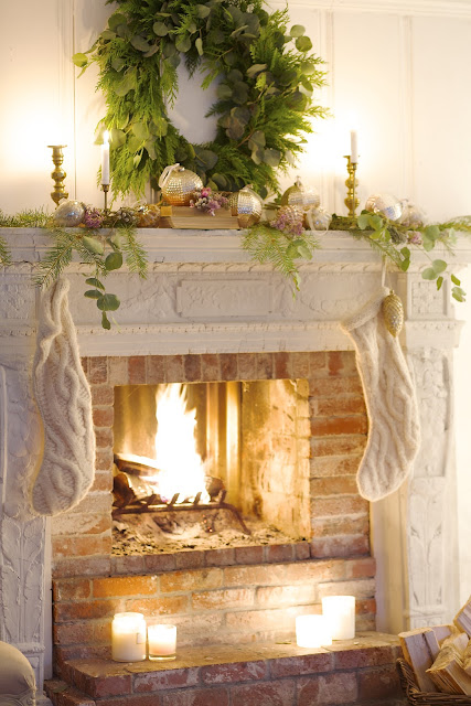 Antique Fireplace Before & After