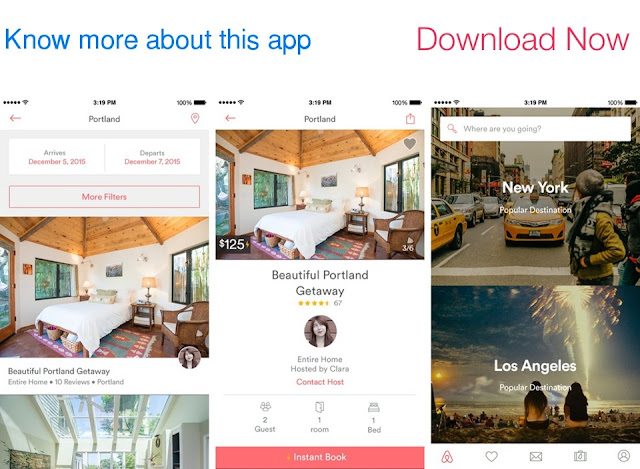 Download Airbnb for iOS