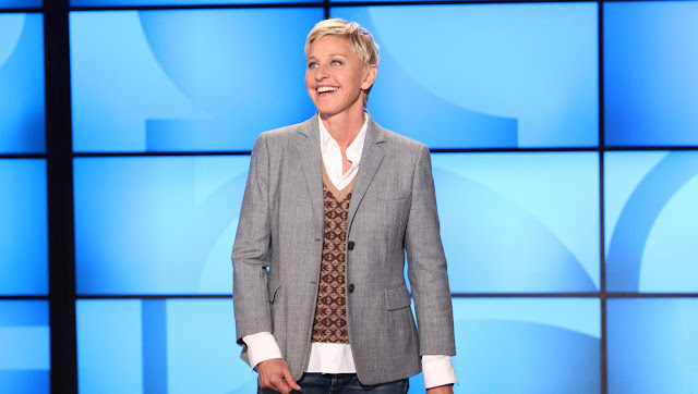 "Programa de TV ""The Ellen DeGeneres Show"""