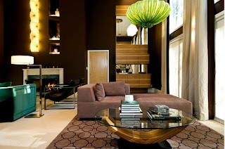 Decoración sala moderna