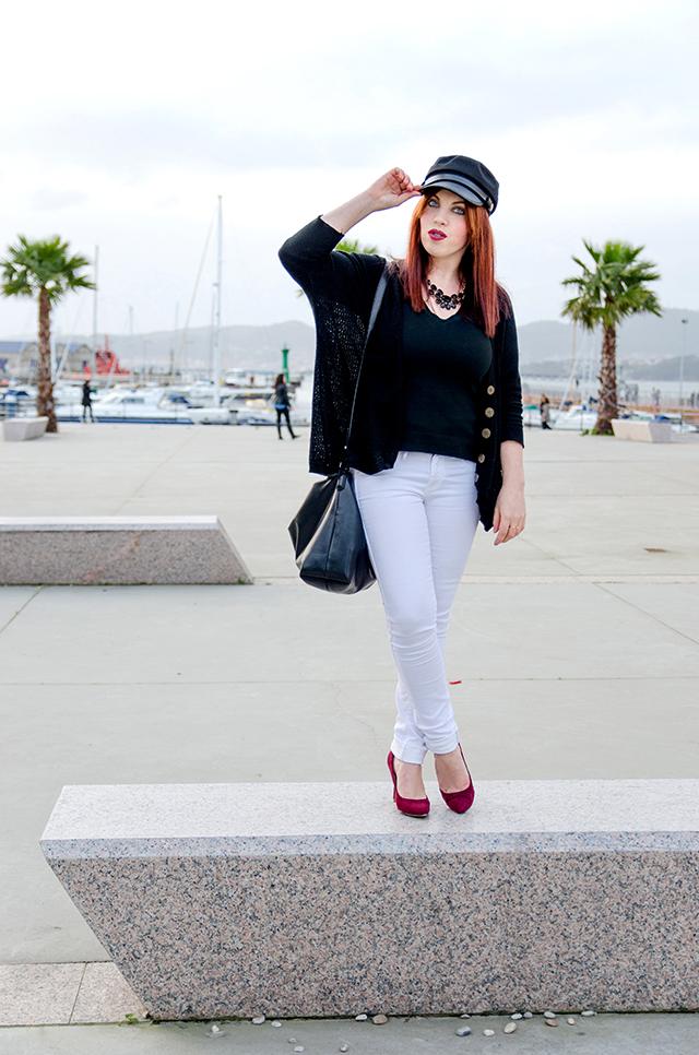 9 formas de combinar un pantalón blanco