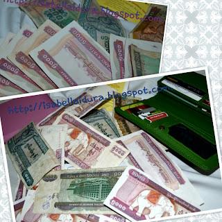 wang, money, tunai, cash, myanmar