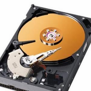 الذاكره الخارجيه لجهاز الحاسب External Memory The Hard Disk القرص الصلب