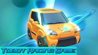 Racing Tobot Carbot Battle Apk - Free Download ANdroid Game