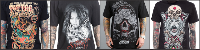 1. SABLON KAOS SKULL / HARDCORE / ARTWORK