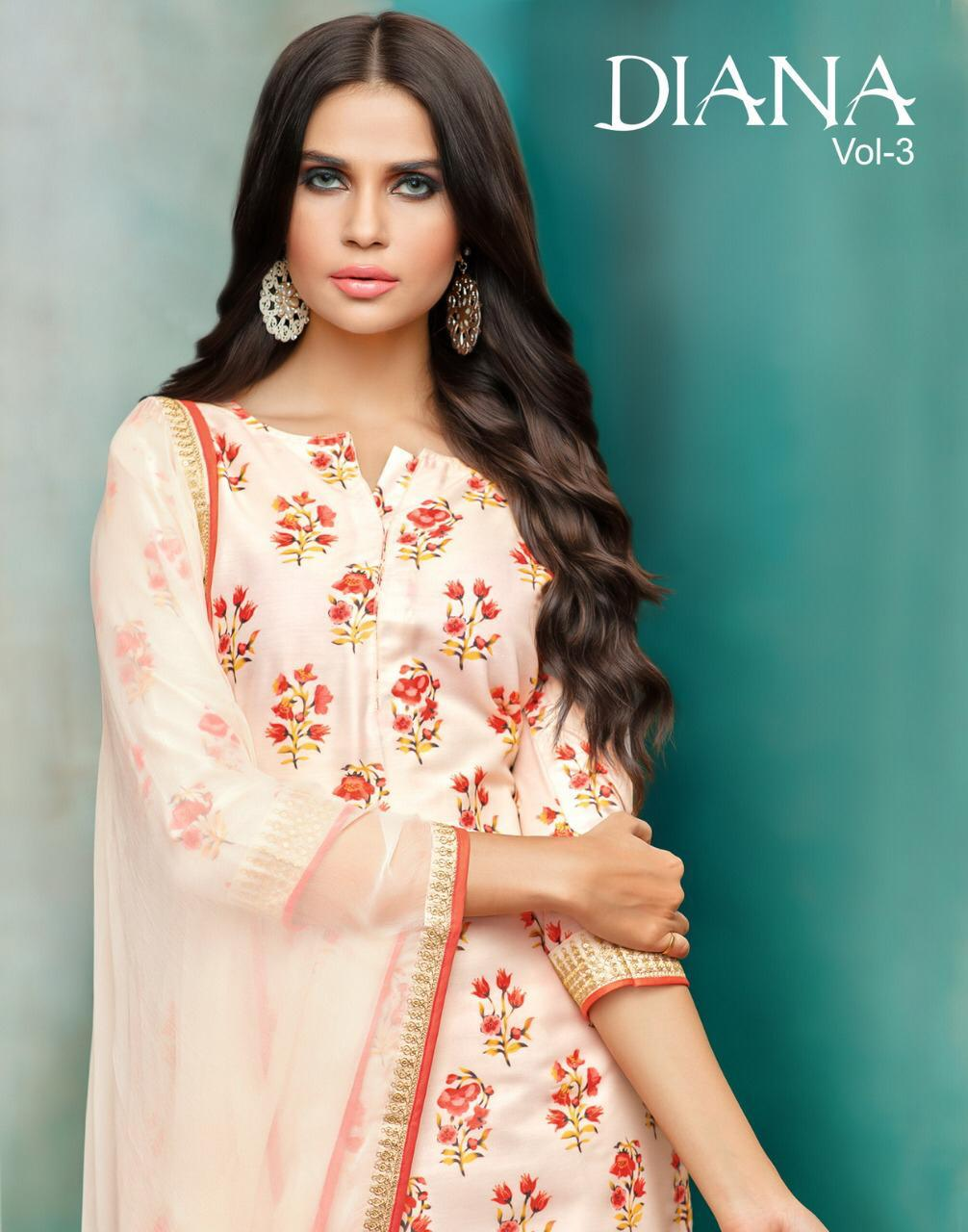6c5dd876a7 Angroop plus Diana vol 3 Maslin Silk Salwar Kameez - Diwan fashion