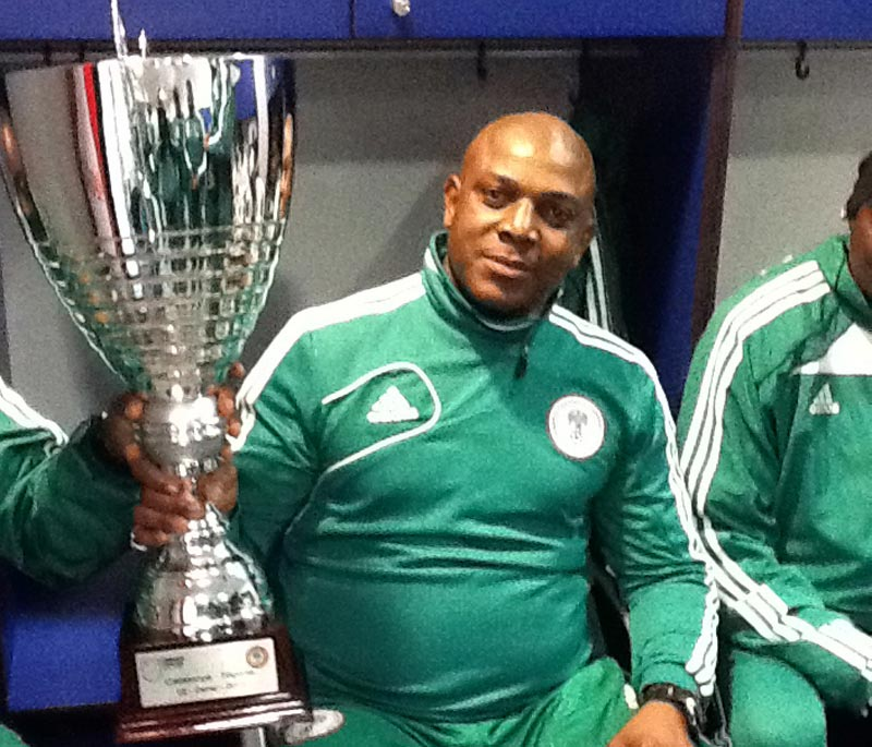 Stephen Keshi's family explains how he died: He complained about his leg and died 15 minutes later