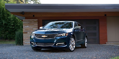 Chevrolet Impala 2018 Review, Specs, Price