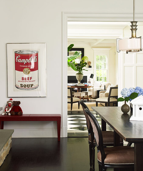 East Hampton Preppy Home Daily Dream Decor