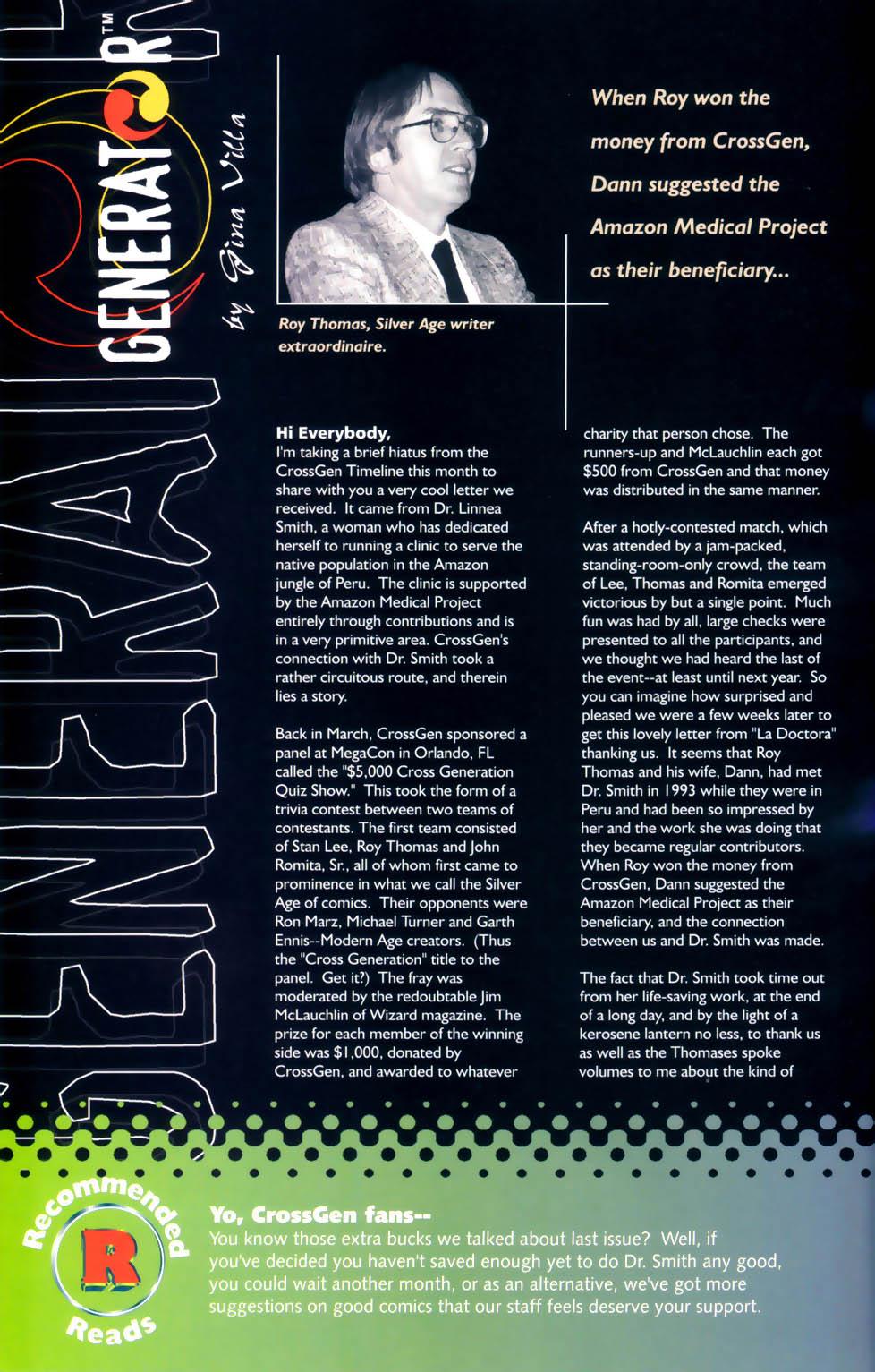 Read online Sigil (2000) comic -  Issue #3 - 27