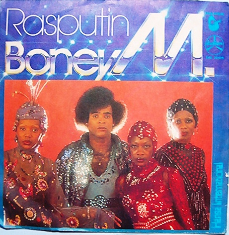 boney m remix rasputin