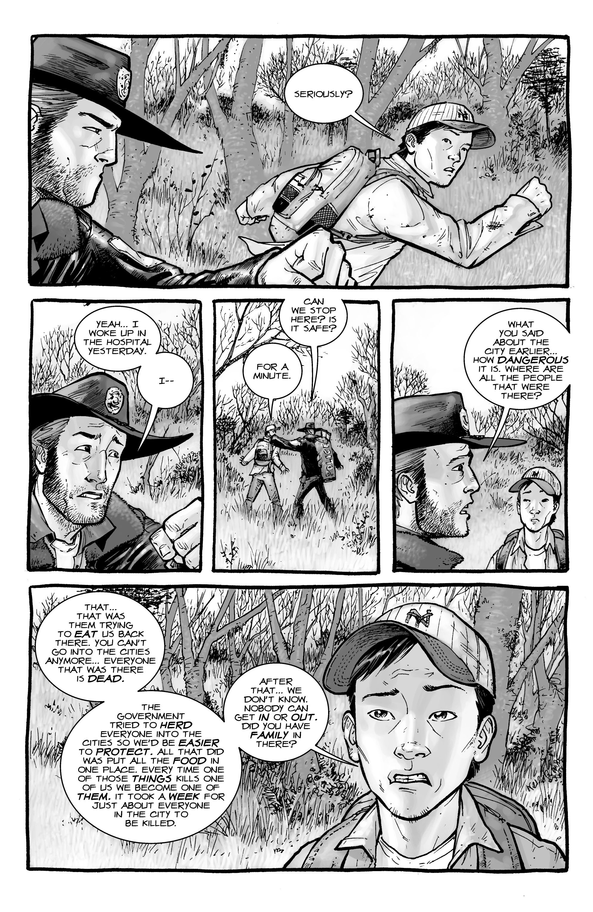 The Walking Dead issue 2 - Page 21