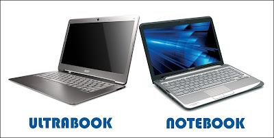 Ultrabook Vs Laptop