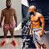 Cassper Nyovest's incredible body transformation