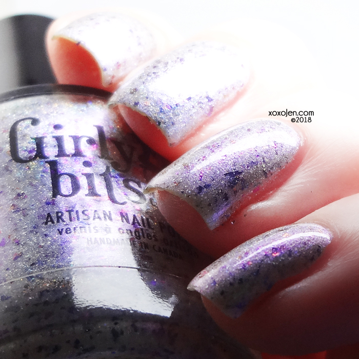 xoxoJen's swatch of Girly Bits Misguided
