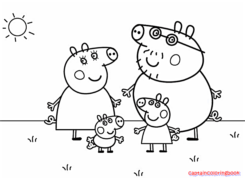 Nick Jr Coloring Pages - Kidsuki