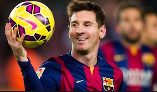 Lionel Messi Jadi Bintang Baru Bran Di China