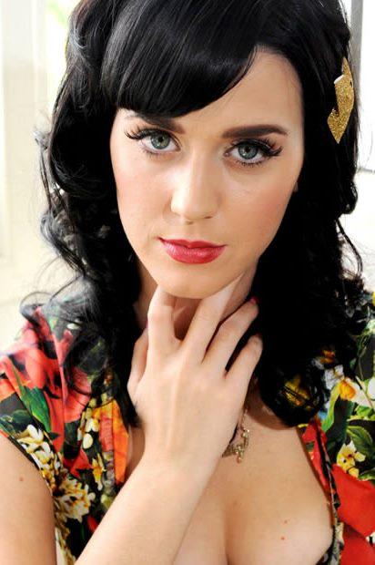 Foto de Katy Perry posando