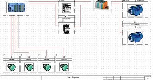 Schemi Elettrici Con Contattori : Gravità zero la creazione di schemi elettrici con