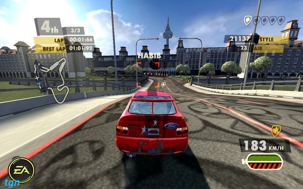 Need for speed nitro free download full game