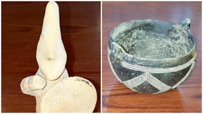Κύπρος: Επαναπατρίζονται δύο αρχαιότητες που είχαν εξαχθεί μετά την τουρκική εισβολή του ΄74