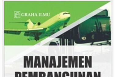 Jual Manajemen Pembangunan Transportasi - DISTRIBUTOR BUKU YOGYA | Tokopedia