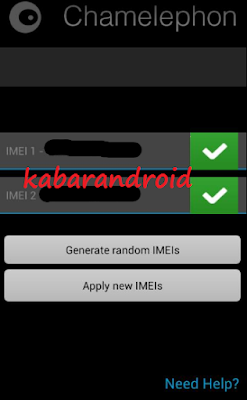 Cara Mengatasi Invalid Imei Smartphone Android Mediatek 65XX Devices