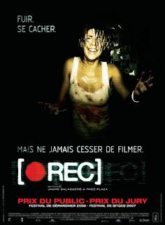 [Rec] (2007) เรค ปิดตึกสยอง ภาค 1