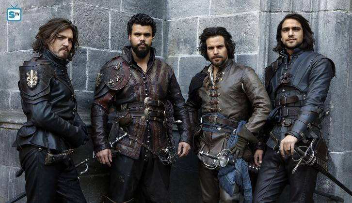 "The Musketeers - Spoils of War - Review: ""Coming Home"""