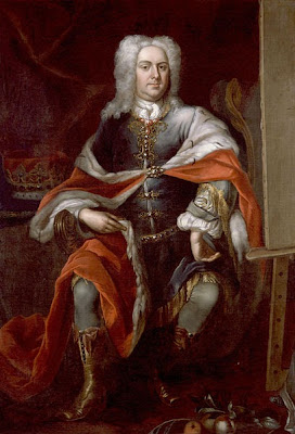 James Brydges, Duke of Chandos by Herman van der Mijn, 1725