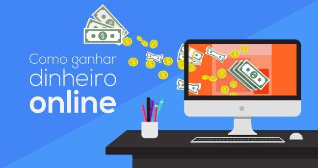 Ganhar Dinheiro Online Trabalhe Em Casa