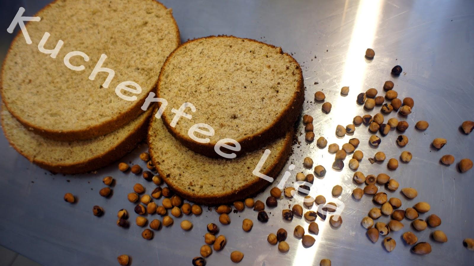 Nussbiskuit Kuchenfee Lisa