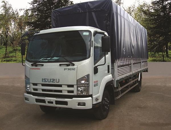 Isuzu 6,2 tấn FRR90N
